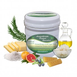 Sugar Scrub Grapefruit Juniper Berry Cypress 1 Kg