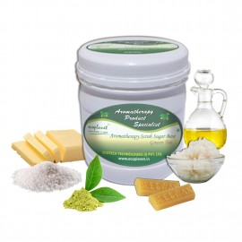 Sugar Scrub Base Green Tea 1 Kg