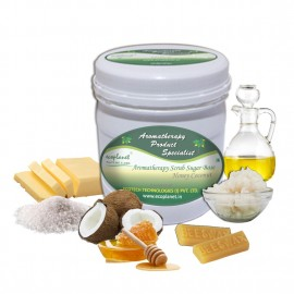 Sugar Scrub Honey Coconut 1 Kg