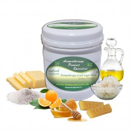 Sugar Scrub Honey Orange 1 Kg