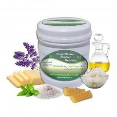 Sugar Scrub Lavender Patchouli 1 Kg