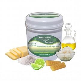 Sugar Scrub Lime 1 Kg