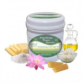 Sugar Scrub Lotus 1 kg