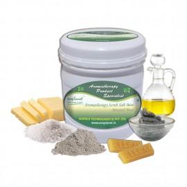 Sugar Scrub Mineral Mud Detoxifying Exfoliating 1 Kg
