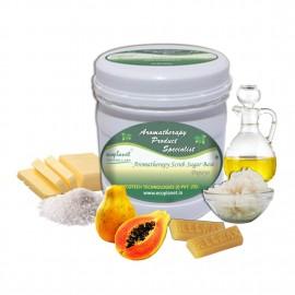 Sugar Scrub Papaya 1 Kg