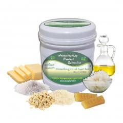 Sugar Scrub Rice Oatmeal 1 Kg