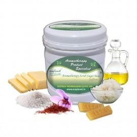 Sugar Scrub Saffron 1 Kg