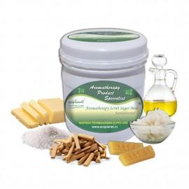 Sugar Scrub Sandalwood 1 Kg