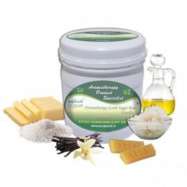 Sugar Scrub Vanilla 1 Kg