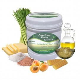 Body Wrap Apricot Lemongrass 1 Kg