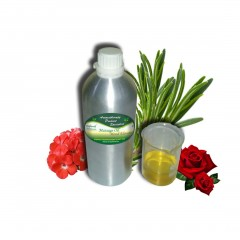 Massage oil Mood Elevator 1 Litre