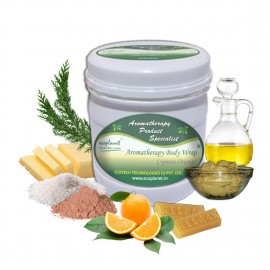 Body Wrap Cypress Orange 1 Kg