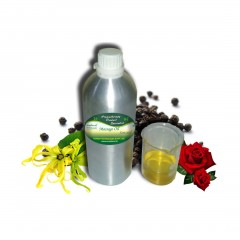 Massage Oil Sensual 1 Litre
