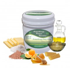 Body Wrap Honey Orange 1 Kg