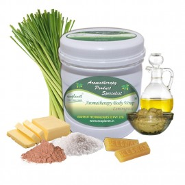 Body Wrap Lemongrass 1 Kg