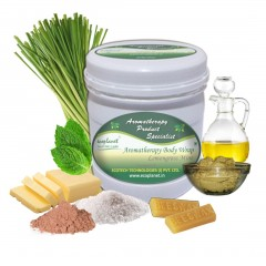 Body Wrap Lemongrass Mint 1 Kg