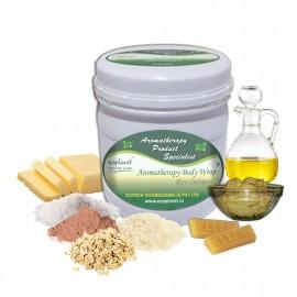 Body Wrap Rice Oatmeal 1 Kg