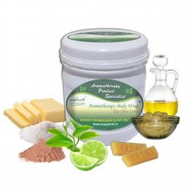 Body Wrap Tea Tree Lime 1 Kg