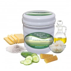 scrub sugar base cocumber