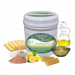 Body Wrap Lemon 1 Kg