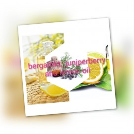 Aromatherapy Scrub Cream Base Detox 1 kg