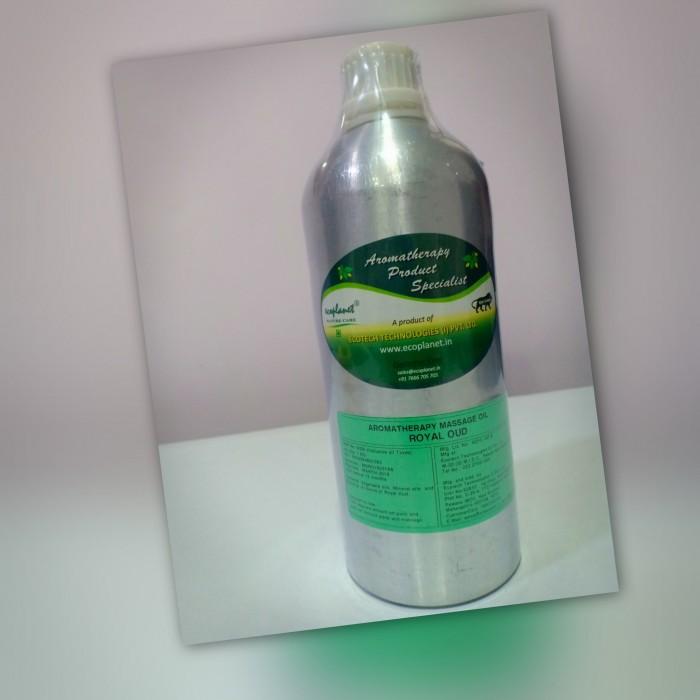 Massage oil royal oud 1 litre