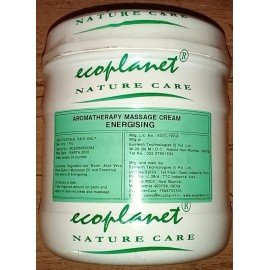 Aromatherapy Massage Cream Energising 1 kg