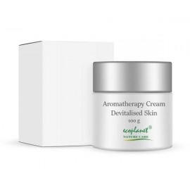 Aromatherapy Cream With Dry Skin Rejuvenation Properties