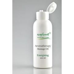 ecoplanet aromatherapy massage oil energizing 200 ml