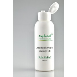 Aromatherapy Massage Oil with Pain Relief Properties