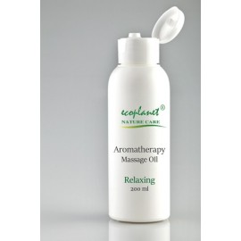 Aromatherapy Massage Oil with Relaxing Properties
