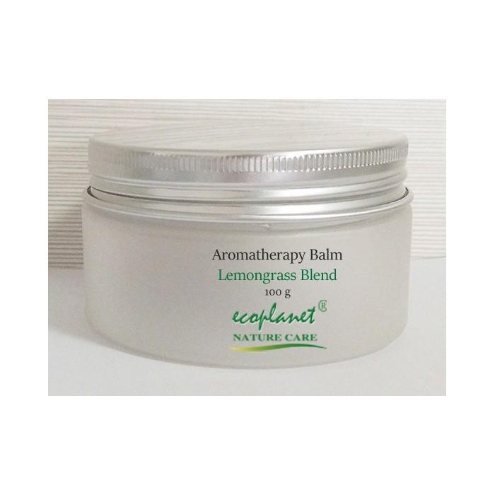 ecoplanet aromatherapy balm lemongrass blend 100 g