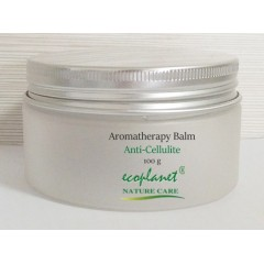 Aromatherapy Balm with Anti-Cellulite Properties