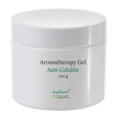 ecoplanet aromatherapy gel with anti-cellulite properties 100 g