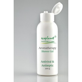 Aromatherapy Shower Gel with Antiviral & Antiseptic Properties