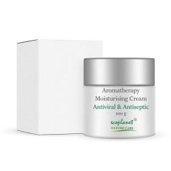 Aromatherapy Moisturizing Cream with Antiviral & Antiseptic Properties