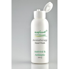 Aromatherapy Hand Wash Gel with Antiviral and Antiseptic Properties