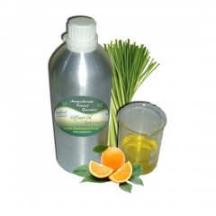 Diffuser Oil Lemongrass Blend | Rejuvenative 1 Kg