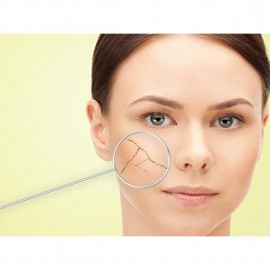 Aromatherapy Cream With Dry Skin Rejuvenation Properties