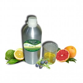 Massage Oil Detox 1 Litre