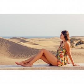 Aromatherapy Cream With Sun Tan Removal Properties