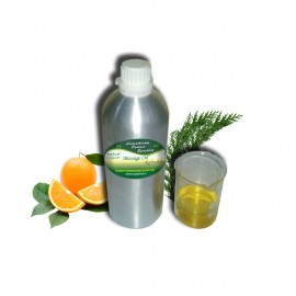 Massage Oil Refreshing 1 Litre