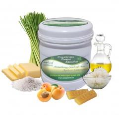 Salt Scrub Apricot Lemongrass 1 Kg