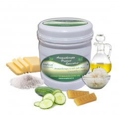 Salt Scrub Cucumber Cooling 1 Kg