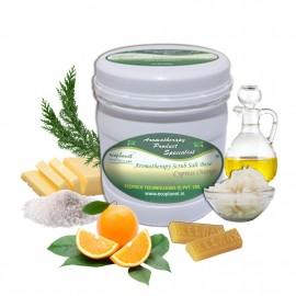 Salt Scrub Cypress Orange 1 Kg