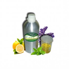 Massage Oil Energizing 1 Litre