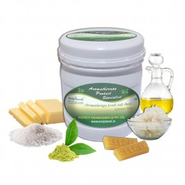 Salt Scrub Green Tea 1 Kg