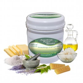 Scrub Salt Base Herbal 1 Kg