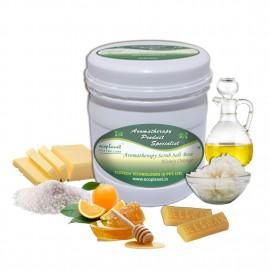 Scrub Salt Base Honey Orange 1 Kg