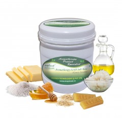Salt Scrub Honey Sesame 1 Kg